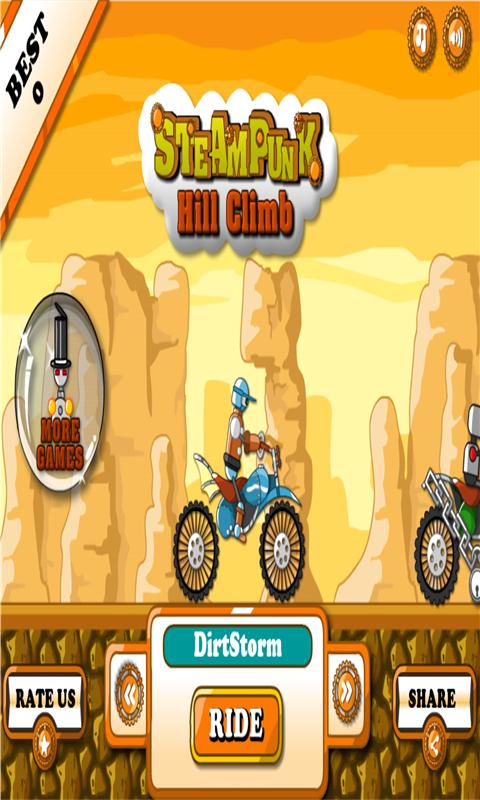 爬坡賽:Hill Climb Racing | 我只推薦好app - friDay APP助手