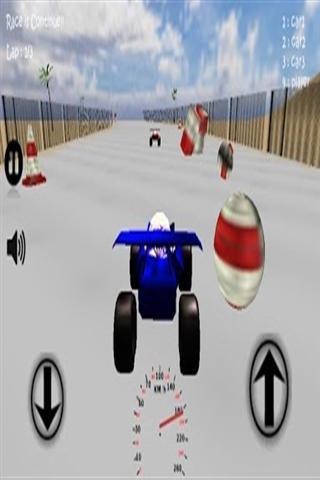 小赛车 Mini Car Racing 3D