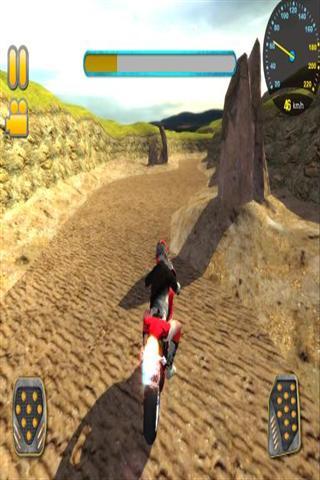 涡轮自行车冲刺 賽車遊戲 App-癮科技App