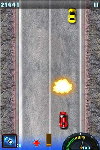 疯狂急速赛车-应用截图