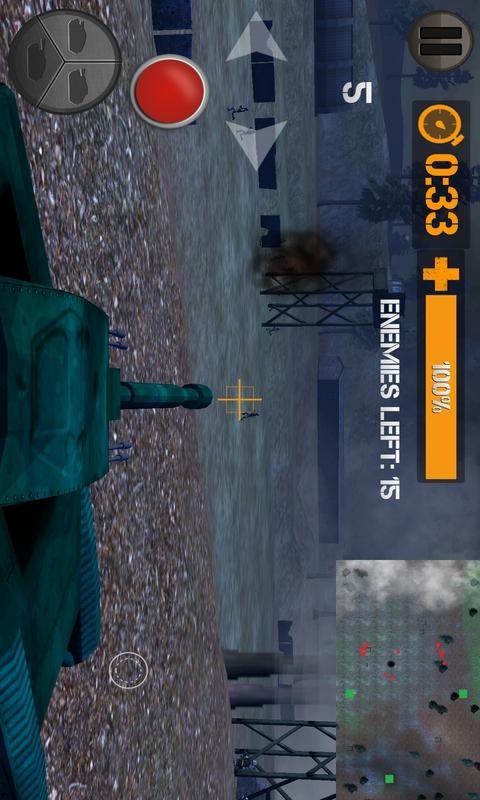 坦克动荡战场-应用截图