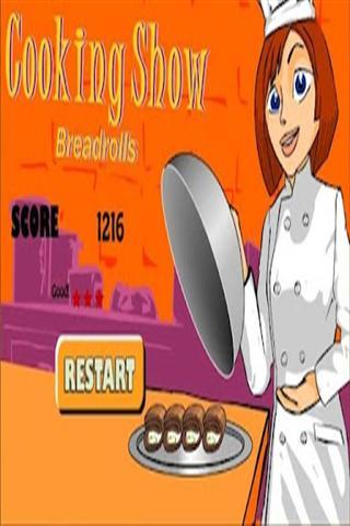 面包卷烹饪比赛 Bread Rolls- Cooking Game