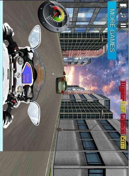 玩免費賽車遊戲APP|下載3D街机摩托(无敌版) app不用錢|硬是要APP