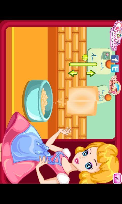 【免費遊戲App】制作鲜美蛋糕-APP點子