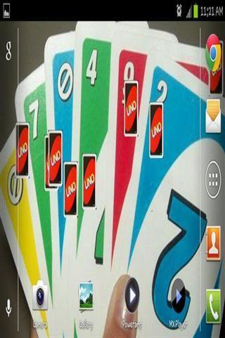 UNO纸牌游戏