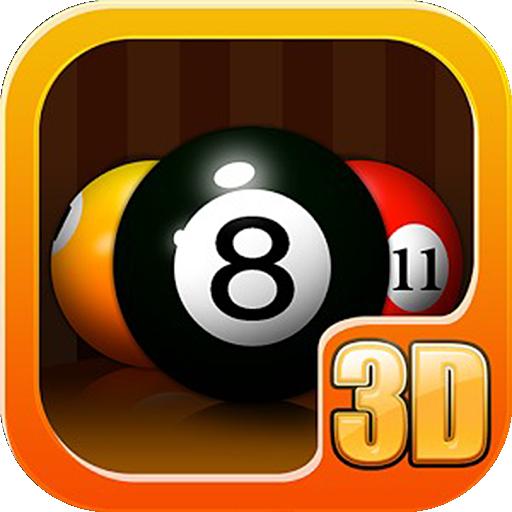 3D台球游戏