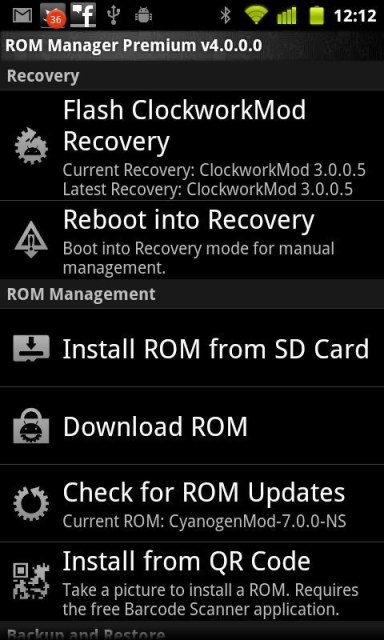 固件管家密钥 ROM Manager Premium License|玩工具App免費|玩APPs