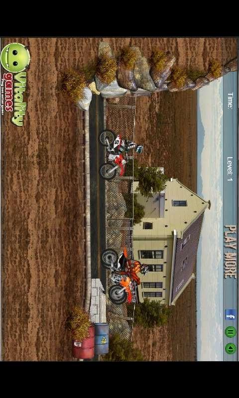 超级越野摩托赛