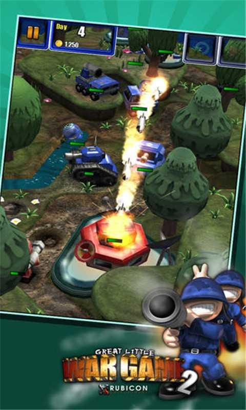 小小大战争2 遊戲 App-癮科技App
