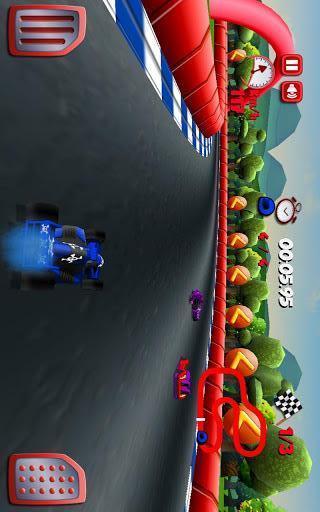 迷你方程式赛车 Formula Sprinty
