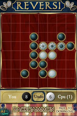 玩棋類遊戲App|立体黑白棋免費|APP試玩