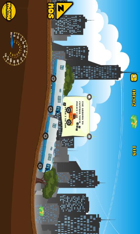 【免費賽車遊戲App】超长巴士赛车-APP點子