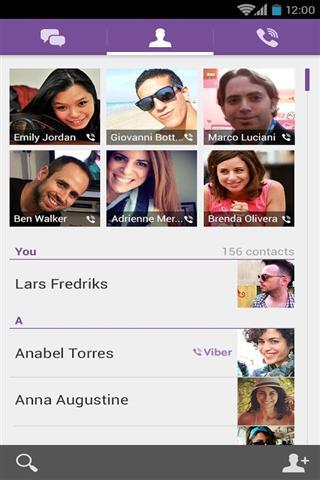 Viber电话 社交 App-癮科技App