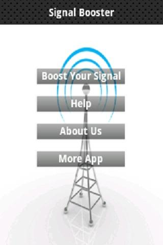 2G 3G 4G无线信号放大器 Signal Booster 2G 3G 4G WiFi