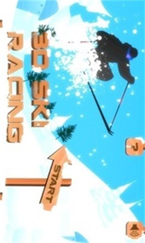 真实滑雪大冒险