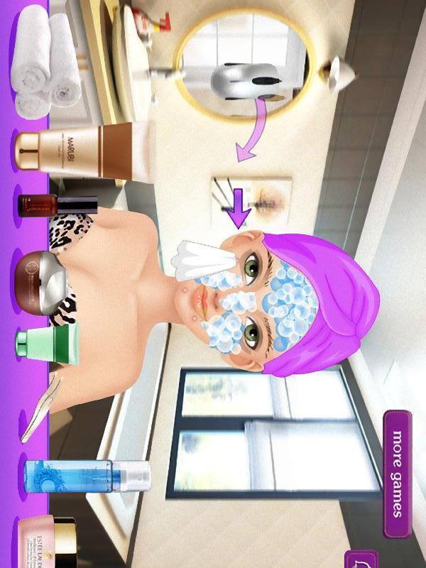 【免費遊戲App】公主化妆-APP點子