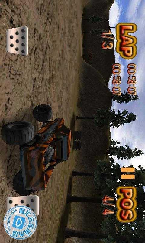 Monster Wheels Offroad 賽車遊戲 App-癮科技App