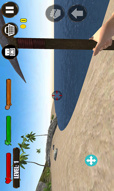 荒岛大冒险游戏-应用截图