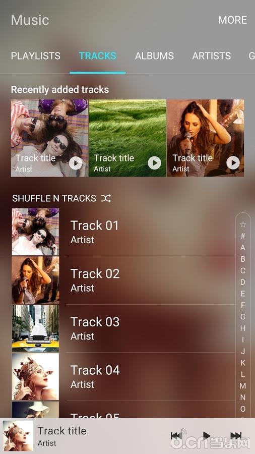 Music-应用截图