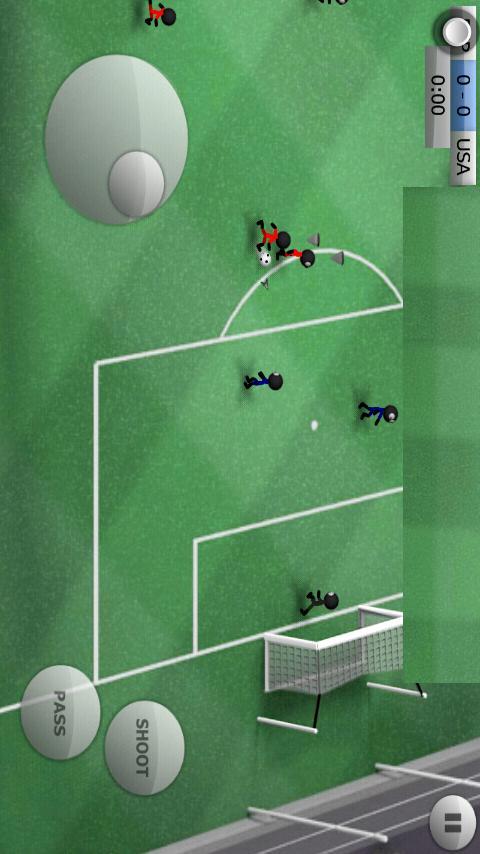 玩體育競技App|火柴人 手指足球免費|APP試玩