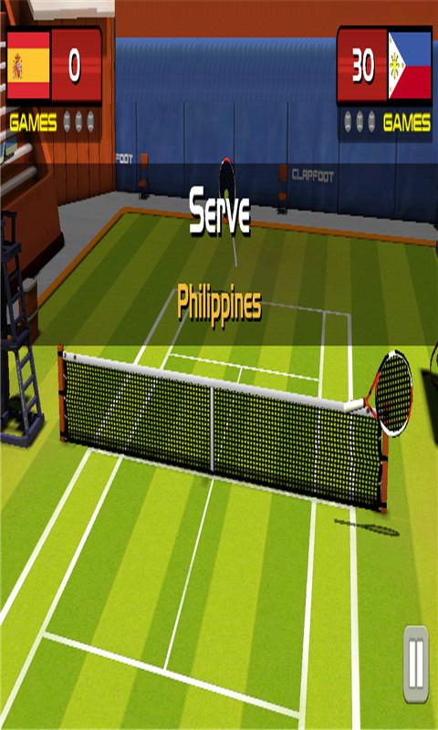 打网球|玩體育競技App免費|玩APPs