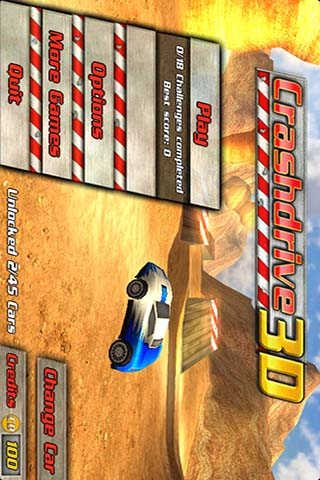 3D自由赛车