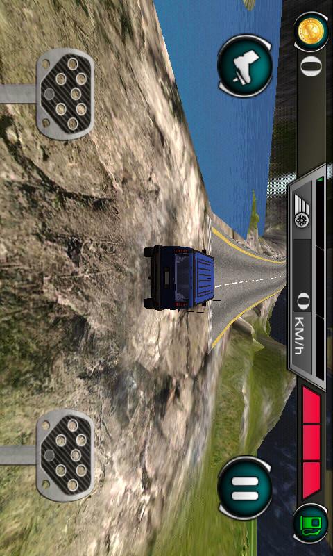 登山皮卡车 賽車遊戲 App-愛順發玩APP