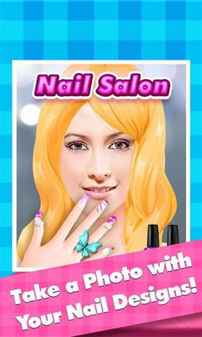 美甲沙龙 Nail Salon - Free 遊戲 App-愛順發玩APP