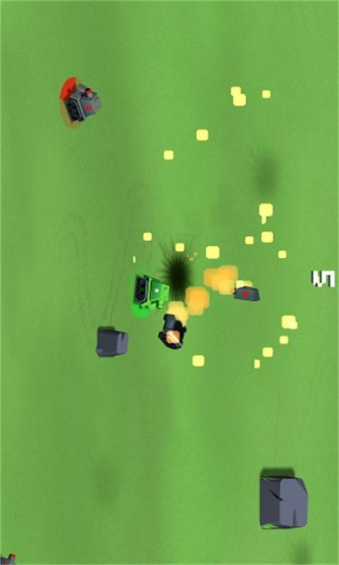 疯狂坦克大碰撞-应用截图