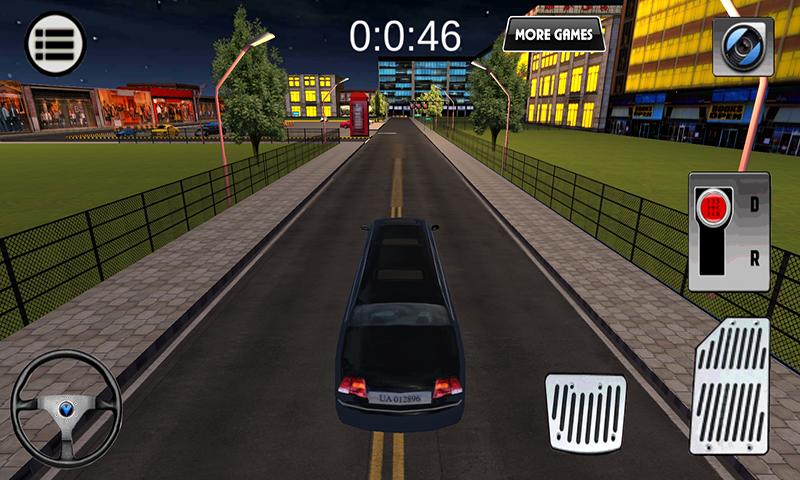 模拟驾驶软件-应用截图
