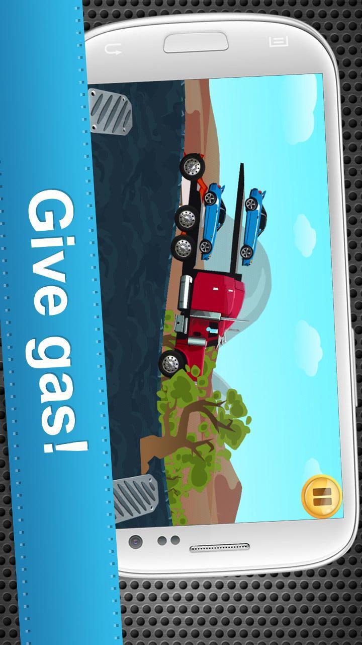 【免費賽車遊戲App】疯狂货车-APP點子