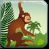 跳跃的猴子 LOGO-APP點子