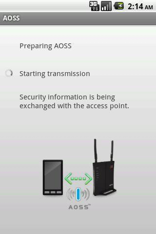 一键式无线网络简单设置