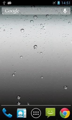 無料个人化AppのiPhone Rain|記事Game