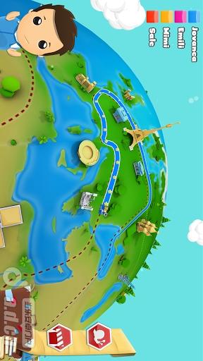 地理竞赛游戏3D