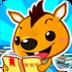 袋鼠跳跳-绘本故事儿歌 LOGO-APP點子