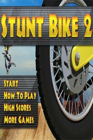 特技摩托车 Stunt Biker