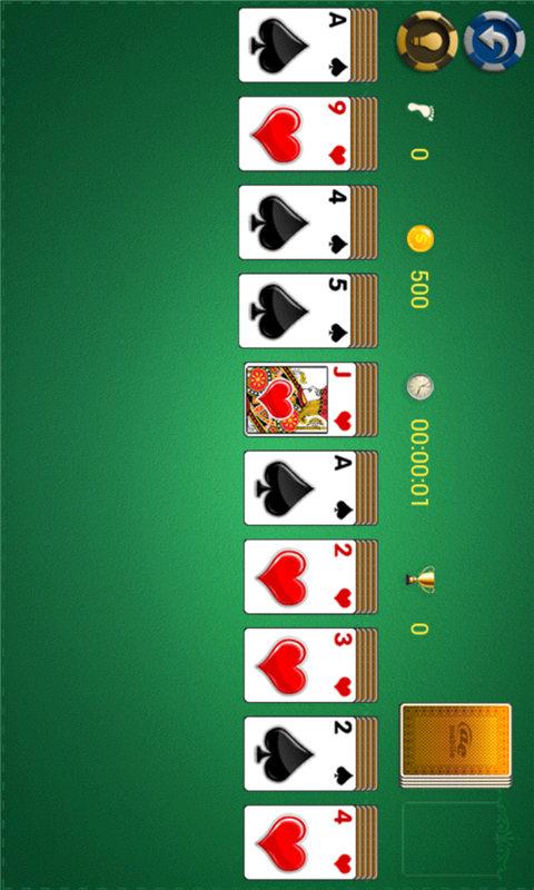 玩免費棋類遊戲APP 下載豪华蜘蛛纸牌 app不用錢 硬是要APP