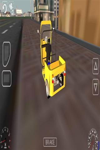 人力车司机3D模拟器