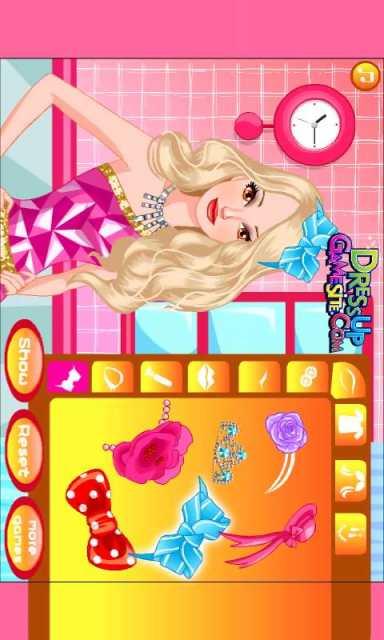 【免費遊戲App】芭比公主做美容-APP點子