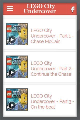 乐高城市视频游戏指南