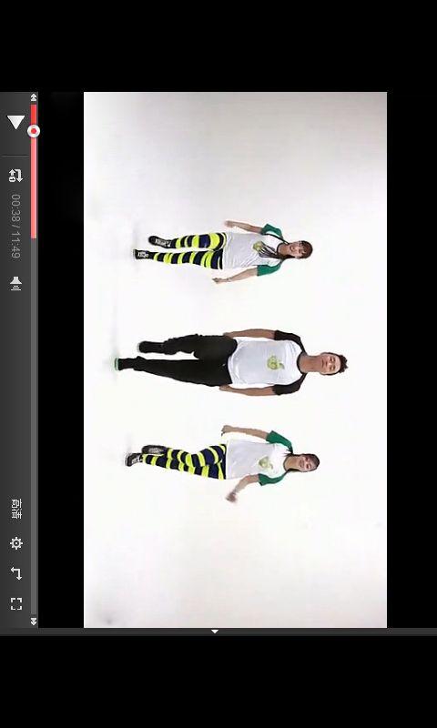 神曲小苹果广场舞教学视频