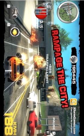 火爆竞速 賽車遊戲 App-癮科技App