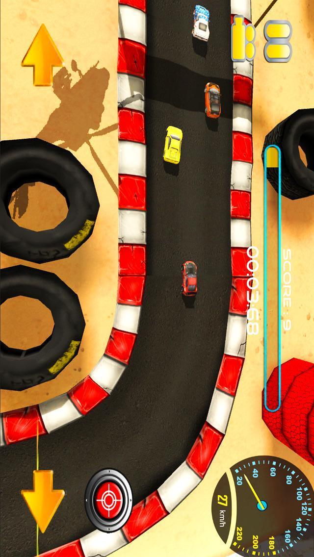 迷你汽车大战 賽車遊戲 App-癮科技App