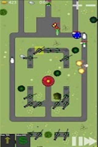 防御塔游戏