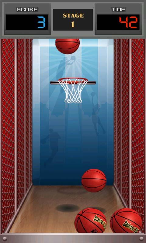 投篮高手3D Basketball|免費玩體育競技App-阿達玩APP