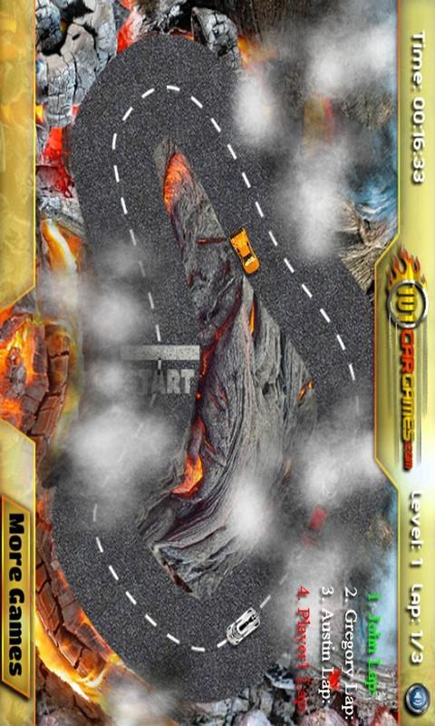 火山急速飙车