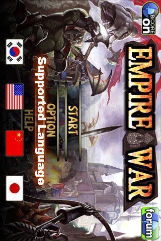 帝国战争 汉化版