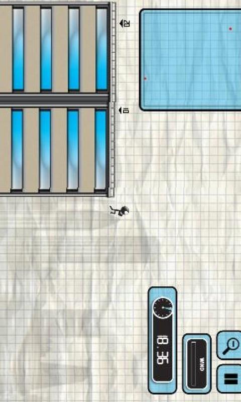玩免費體育競技APP|下載火柴人跳伞 app不用錢|硬是要APP