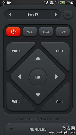 One智能遥控 HTC版